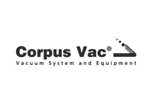 Corpus Vac brand logo