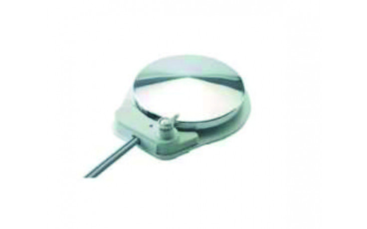 Wet/dry Foot Control With Water Toggle Valve (Grey Tubing) DCI 6310