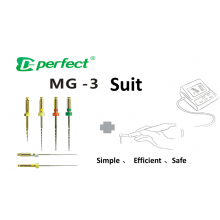 MG3, NITI M-Wire Gold taper File, root canal Instruments , ISO,