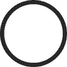 Buna-n O'Ring .176 I.D. X .070 Width, -008 Pack of 12 DCI 2205