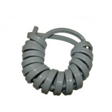 Grey 4 Hole Coiled Tubing with No Connector DCI 432C