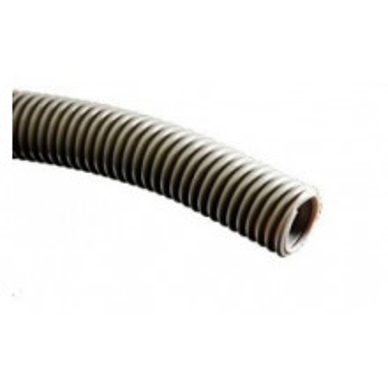 "1"" Grey Corrugated Vacuum Tubing 2 metres DCI 705"