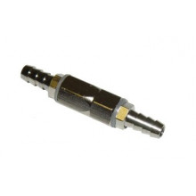 """Miniature Inline Check Valve Check Valve with Ball and  1/8"""" Barb DCI 7141"""
