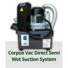 Corpus Vac Direct® Semi Wet Suction System 2 Surgeries