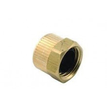 "1/4"" Poly Nut & Sleeve;  DCI 0021"