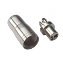 3-Hole HP Metal Connector & Metal Nut DCI PN 121T
